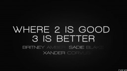 Where 2 is Good, 3 is Better