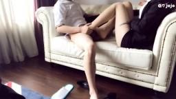 小仙女思研劇情潛規則系列尾隨搭訕酒店肉絲長腿前臺