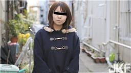 天然むすめ 041018_01 地方では稼げなくて上京してきた娘をハメちゃいました 嵐山里緒奈
