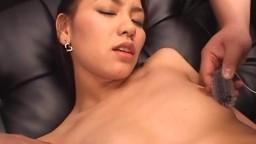 無修正動画-極上スレンダーダンサー楓の昇天オナニー
